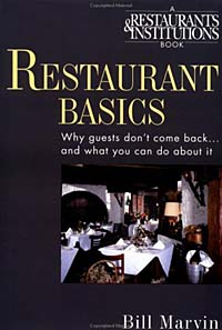 Restaurant Basics: Why Guests Don't Come Back and What You Can Do About It 1992 г Суперобложка, 246 стр ISBN 0-471-55174-0 Язык: Английский Формат: 160x240 инфо 2223m.