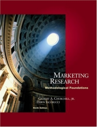 Marketing Research : Methodological Foundations 2004 г ISBN 0324201605 инфо 2233m.