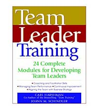 Team Leader Training : 24 Complete Modules for Developing Team Leaders Папка ISBN 007913775X инфо 2295m.