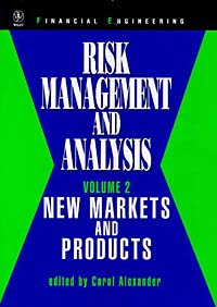 Risk Management and Analysis, New Markets and Products (Wiley Series in Financial Engineering) ISBN 0471979597 инфо 2583m.