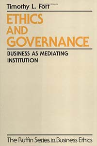 Ethics and Governance: Business as Mediating Institution Издательство: Oxford University Press, 2001 г Твердый переплет, 320 стр ISBN 0195137604 инфо 3333m.